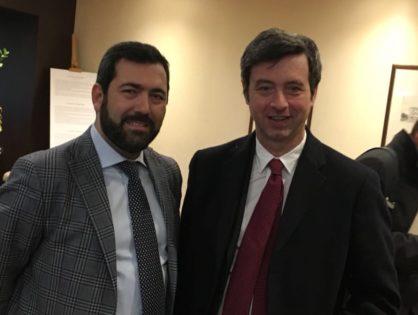 ANIRI INCONTRA IL MINISTRO DELLA GIUSTIZIA ANDREA ORLANDO